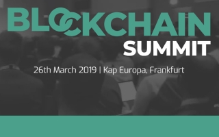 Blockchain Summit Frankfurt 2019